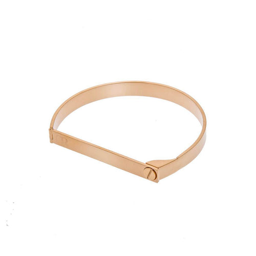Gold Plated Love Bracelet ,[product vendor],JewelStreet