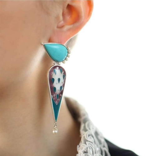 Teardrops Earring ,[product vendor],JewelStreet