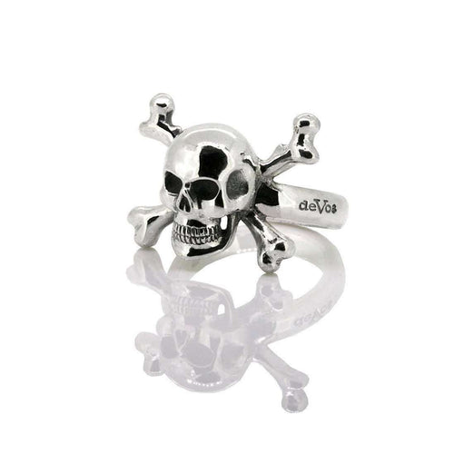 Jolly Roger Ring-deVos Jewellery-JewelStreet US