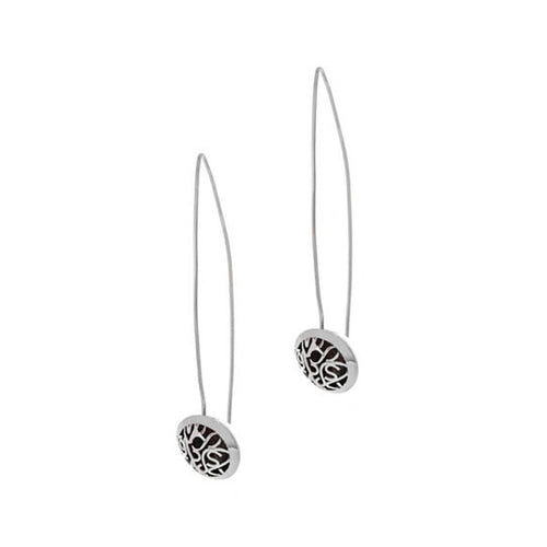 Telkari Sphere Earrings-Ria-JewelStreet US