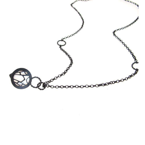 Nautilus Spyglass Mini Necklace-Sian Bostwick Jewellery-JewelStreet US