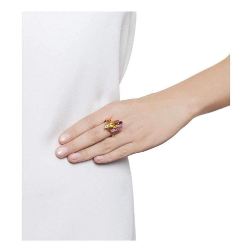 Golden Bright Ring-Rings-Daou Jewellery-JewelStreet