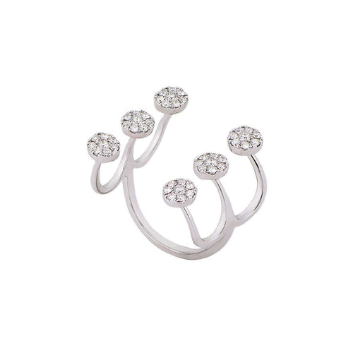Aurore 6 Ring-Stefere Limited-JewelStreet US