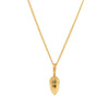 Acorn Gold Plated Charm-Katie Mullally-JewelStreet US