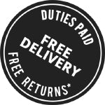 Free Delivery Badge