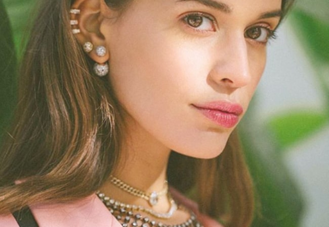 How to style an Ear Cuff and Ear Climbers