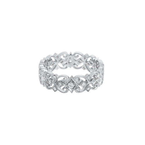 Bayeux Eternity Ring-Ungar & Ungar-JewelStreet EU