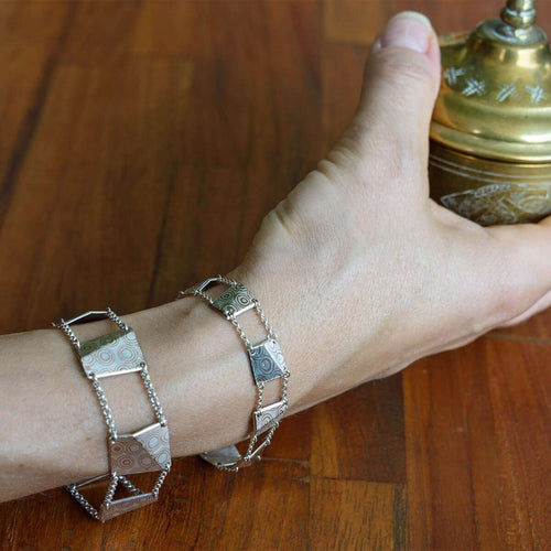 Adventure Bracelet With Eight Segments-Susanne Siegert-JewelStreet EU