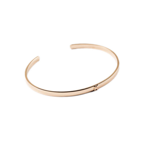 14kt Rose Gold Character Bracelet ,[product vendor],JewelStreet