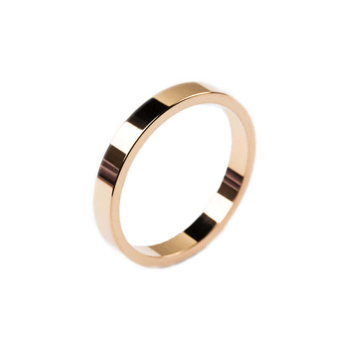 14kt Rose Gold Classic Essential Ring ,[product vendor],JewelStreet