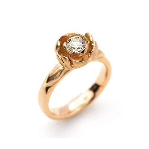 Rose Garden Ring - 0.45ct-Ehinger Schwarz 1876-JewelStreet EU