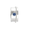 Sterling Silver & Sapphire Breezy Beaded Ring | INIZI