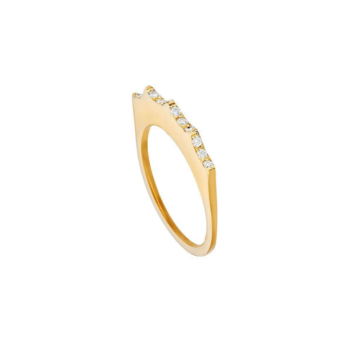 Isabel Ring Yellow