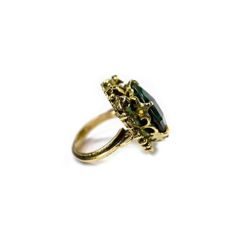 18kt Yellow Gold Katherine Ring