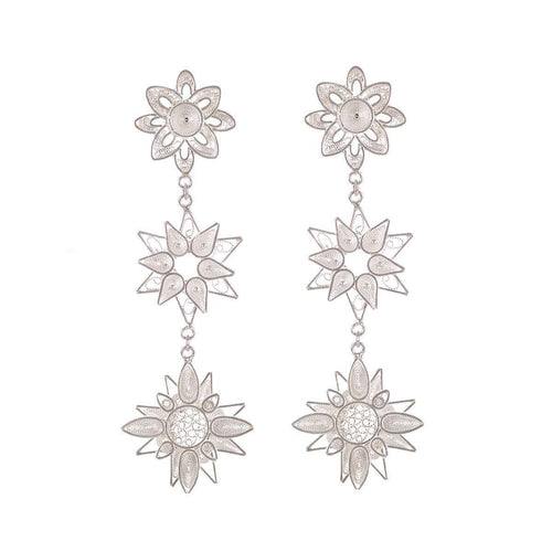 Lea Earrings-Vanilo-JewelStreet EU