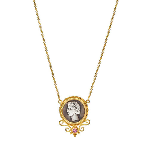 My Delicate Goddess Necklace