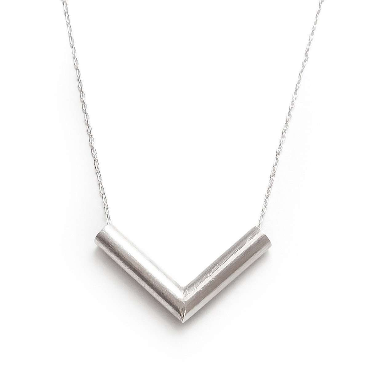 Flee Mini Silver Necklace ,[product vendor],JewelStreet EU