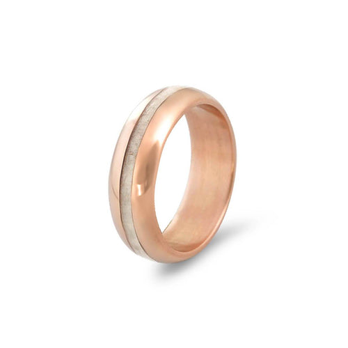 Copper With Antler Ring | DIMALTA GIOIELLI