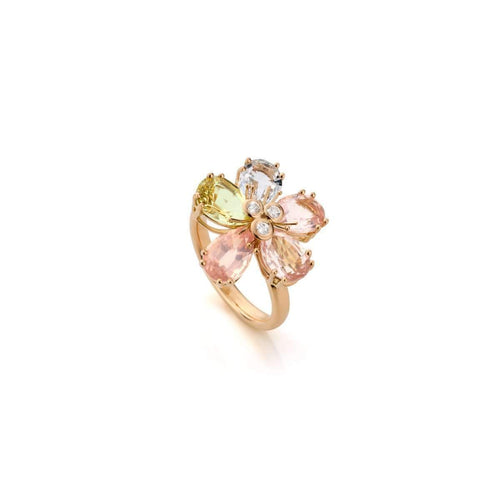 Oriental Orchid Ring ,[product vendor],JewelStreet