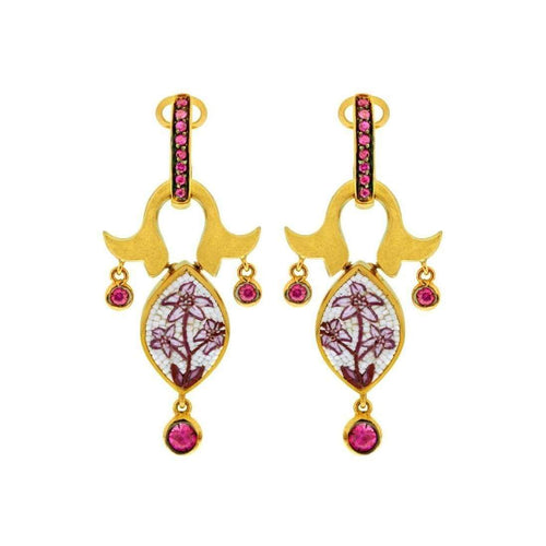 Bocciolo Earrings-Le Sibille-JewelStreet EU
