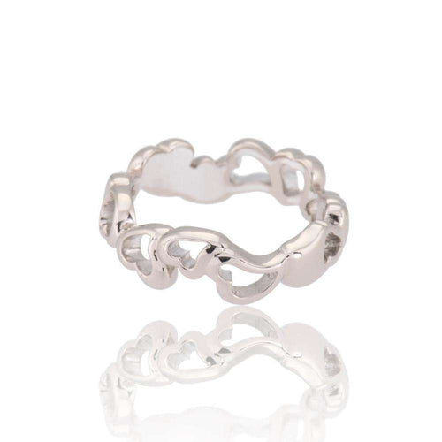 Hearts Forever Ring-Biiju-JewelStreet EU