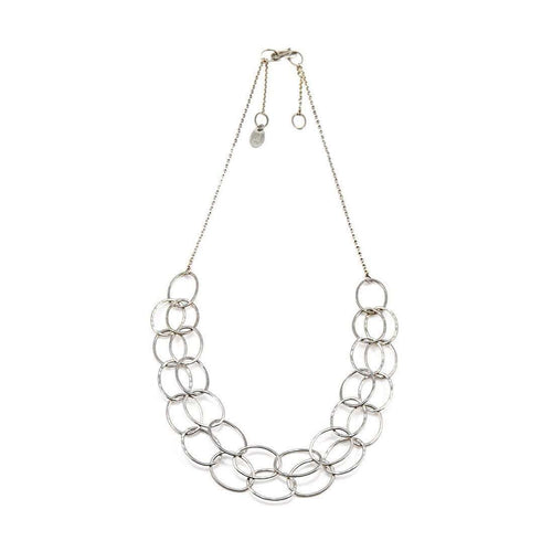 2 Line Cascade Necklace-Heather O Connor-JewelStreet EU