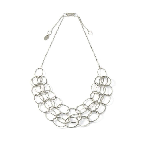 3 Line Cascade Necklace-Heather O Connor-JewelStreet EU
