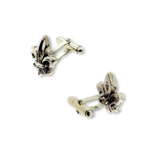 Fleur De Lis Cufflinks ,[product vendor],JewelStreet