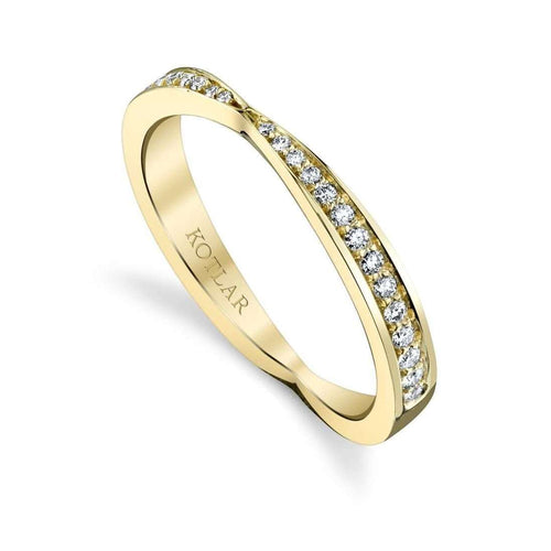Bloom Artisan Pave Band-Harry Kotlar-JewelStreet EU