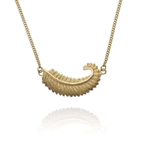 Fern Necklace VM-Patience Jewellery-JewelStreet EU