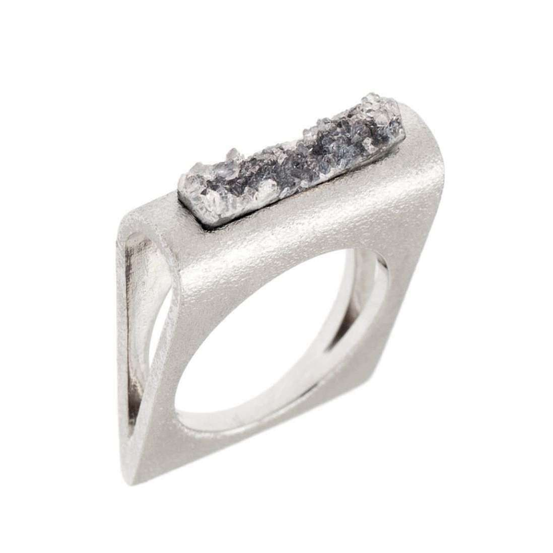 Folded Ring ,[product vendor],JewelStreet EU