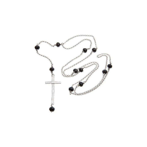 Rosary Necklace-Kate Chell Jewellery-JewelStreet EU