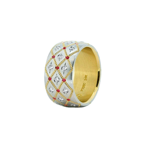Ruby Duchess Ring ,[product vendor],JewelStreet EU