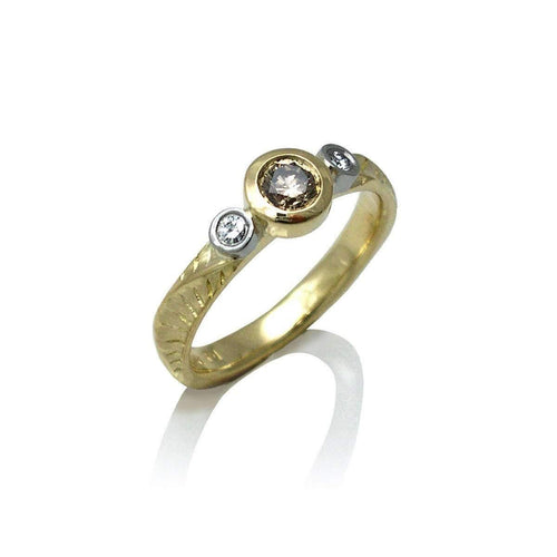 3 Stone Ring-K.Mita-JewelStreet US
