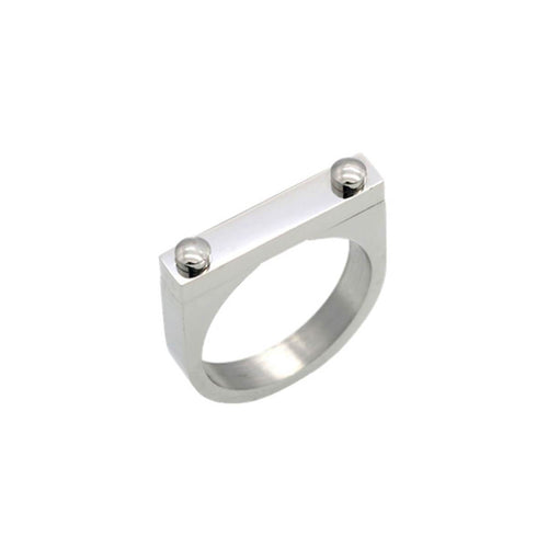 Silver D2 Ring ,[product vendor],JewelStreet
