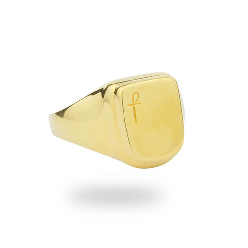Redchurch Gold Ring ,[product vendor],JewelStreet