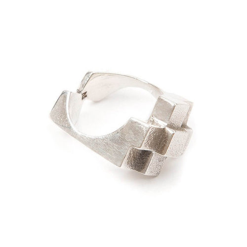 Sterling Silver Original Icon Ring ,[product vendor],JewelStreet