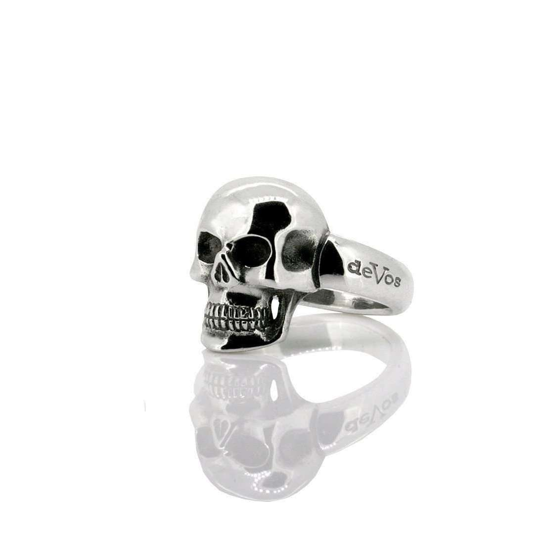 Full Skull Ring, Small ,[product vendor],JewelStreet EU