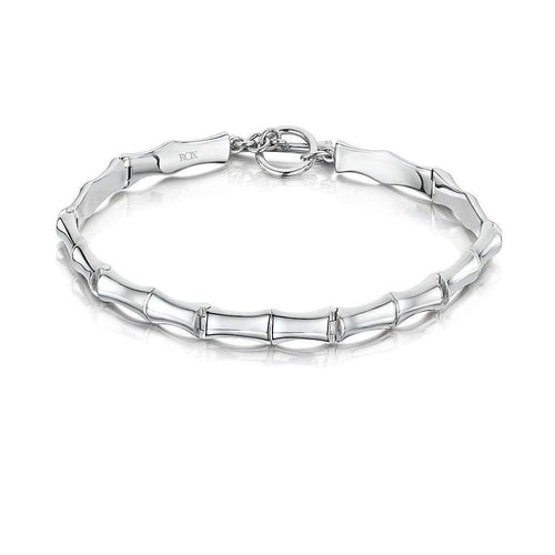 Bamboo Bracelet-ROX - Diamonds and Thrills-JewelStreet EU