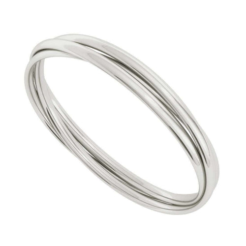 Diana Russian Rings In Sterling Silver ,[product vendor],JewelStreet EU