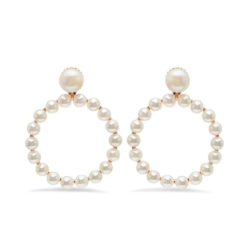 Cymbeline Retro Drop Earrings ,[product vendor],JewelStreet EU