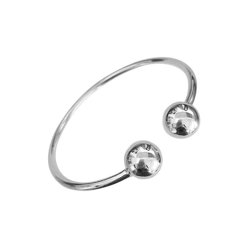 Rocket Pearl Bangle-VERA VEGA-JewelStreet EU