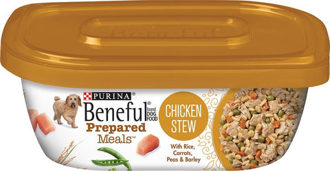 Beneful Prepared Meals Chicken Stew Wet Dog Food
