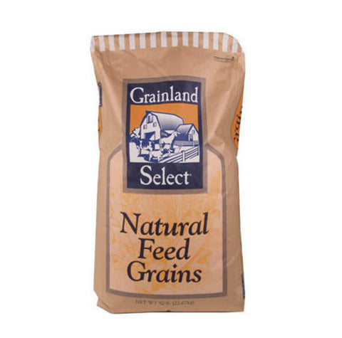 Grainland Select Natural Grain Feeds Steam Rolled Barley