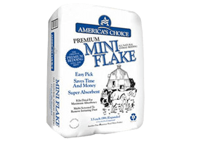 America's Choice Mini Flake Bedding