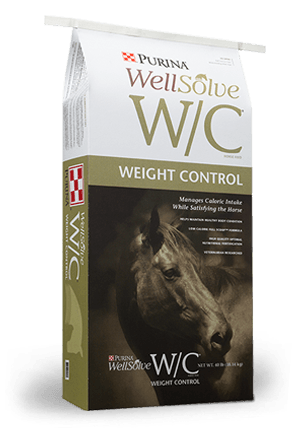 Purina® WellSolve W/C® Horse Feed