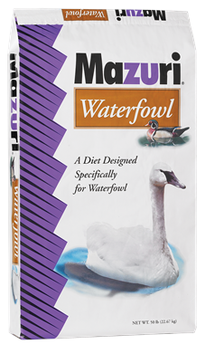 Mazuri® Waterfowl Maintenance Diet