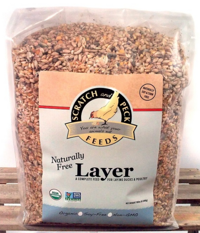 Naturally Free Layer 18%