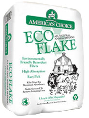 America's Choice Eco Flake Bedding