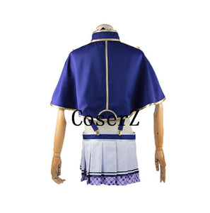 Akashic Records of Bastard Magic Instructor Celica Cosplay Costumes